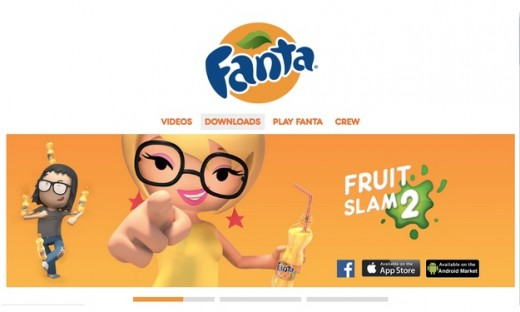 fanta 520x312 How to create the right emotions with color in web design
