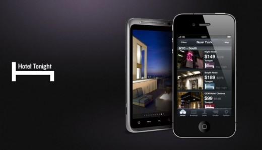 hotel tonight promo 520x298 The best money saving travel apps