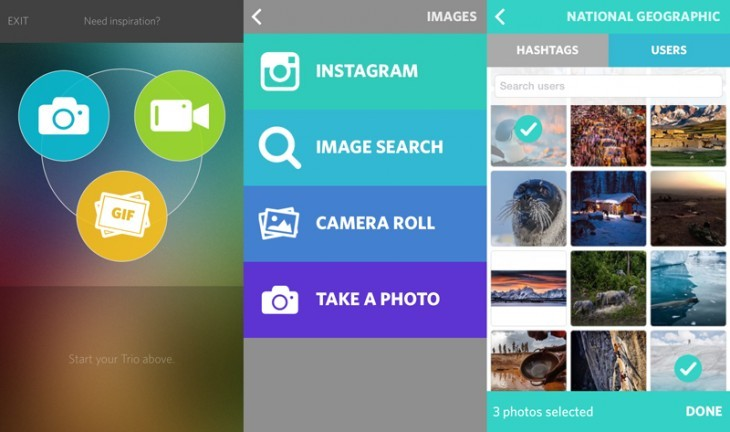 trio1 730x432 730x432 19 of the best iPhone and iPad apps from March