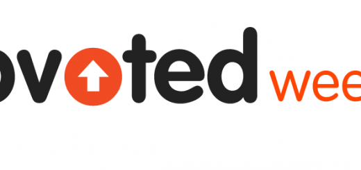 upvoted weekly logo