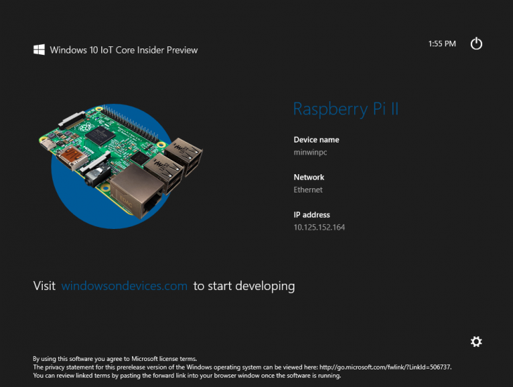 windows 10 raspberry pi 730x551 Everything Microsoft announced at Build Developer Conference 2015: Day 2