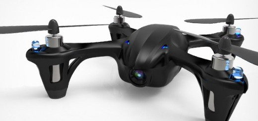 The Code Black Drone with HD camera is back, at 50% off (available internationally)