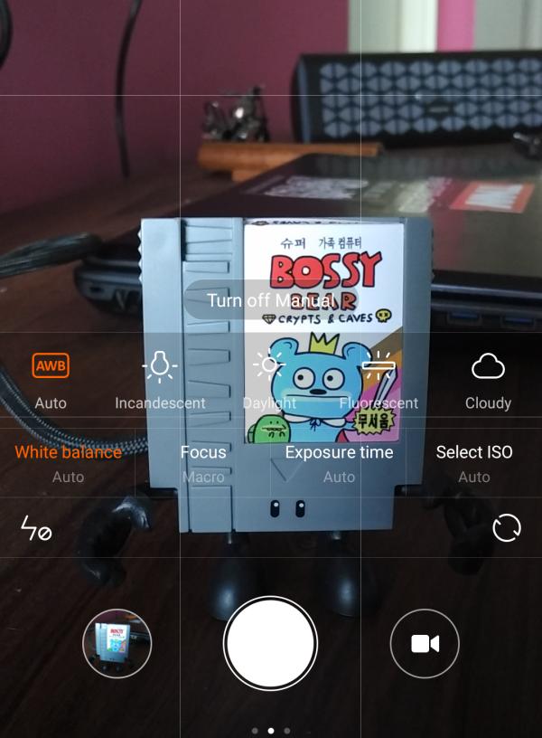 Xiaomi's camera app