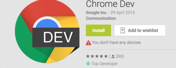 DEV 798x310 730x284 19 of the best Android apps from April 2015