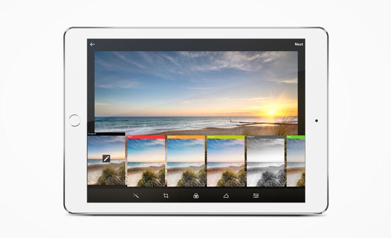 Flickr iPad Edit1 Massive Flickr overhaul coordinates new search, navigation, uploading and mobile app updates