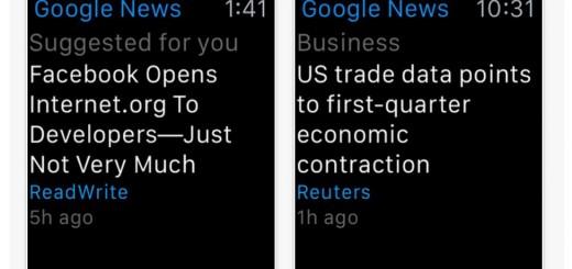 Google News Apple