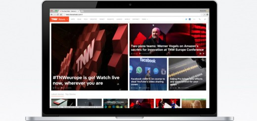 Inside TNW's new design: A look at our new 'cover'