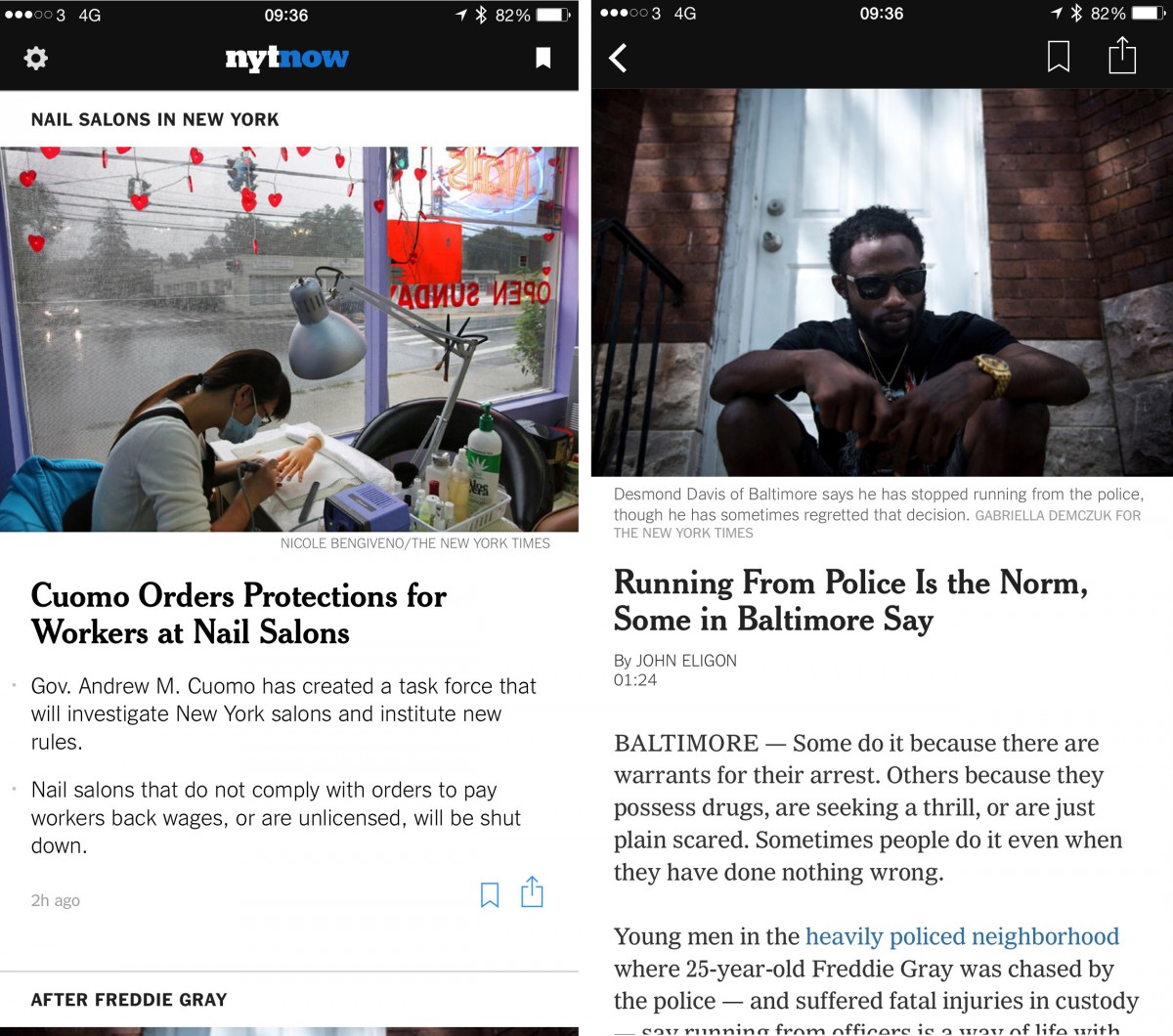 NYT Now 1200x1060 The New York Times reboots NYT Now as a free app with a new look