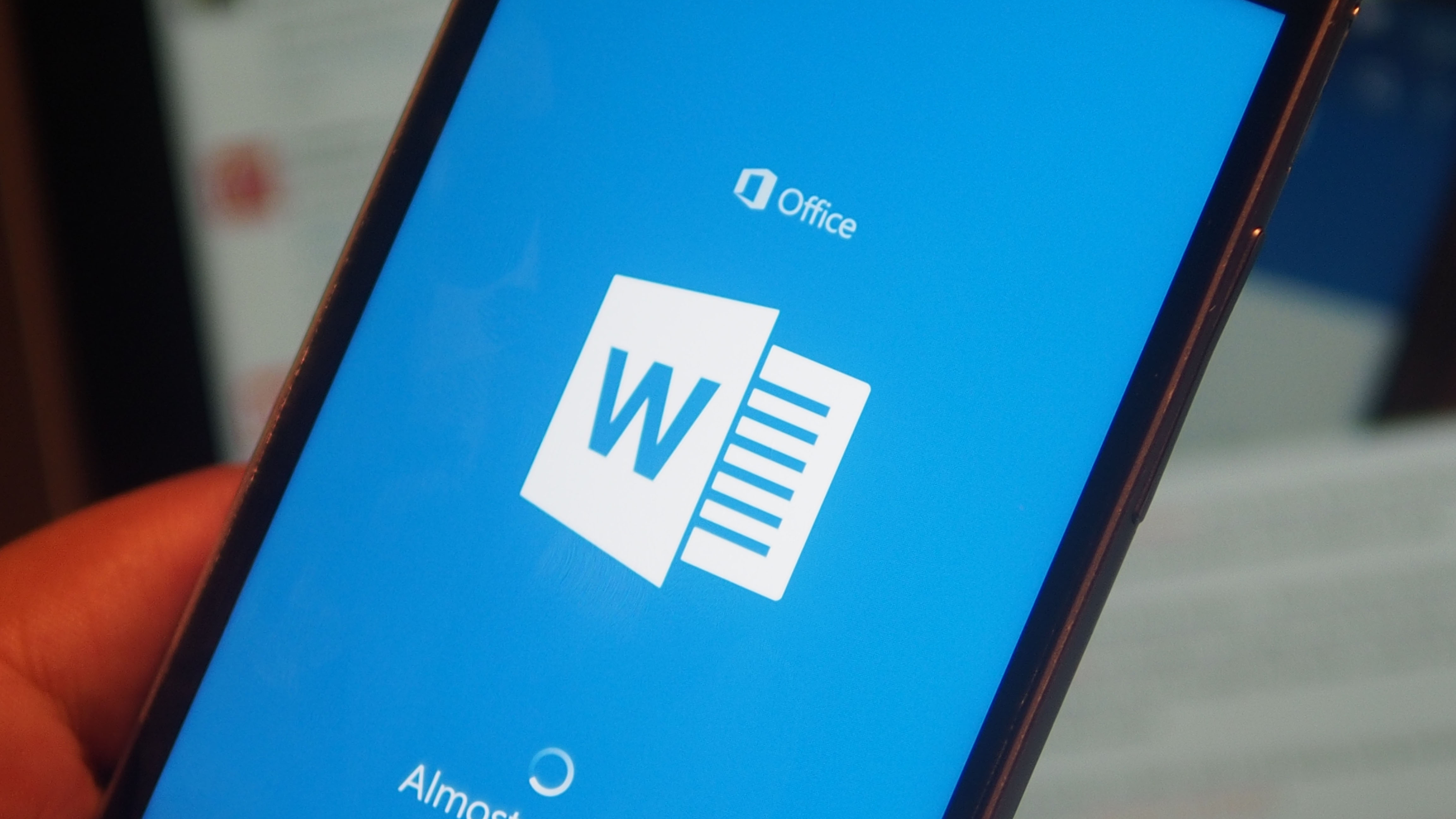 Microsoft Word, PowerPoint And Excel Hit Android Phones In