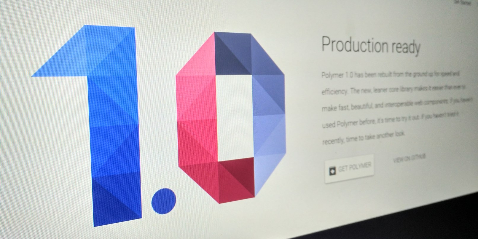 Google's new Polymer library makes it easier to build feature-packed Web apps