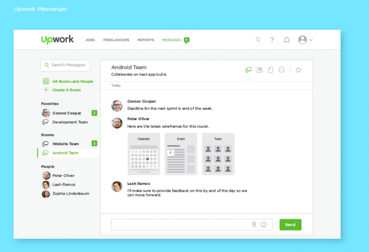 Freelance marketplace Elance-oDesk rebrands as Upwork, launches unified site for finding your next gig