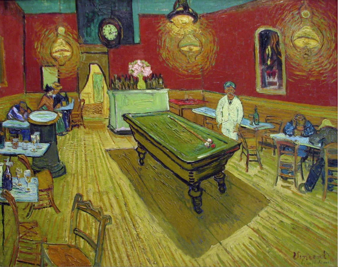 Screen Shot 2015 05 06 at 11.43.40 AM Vincent van Goghs The Night Café: VR edition