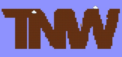 Turn anything on your screen into a playable Super Mario Bros game