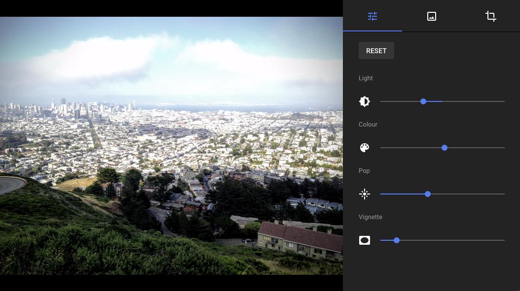 how to give google photos access to photos on ios