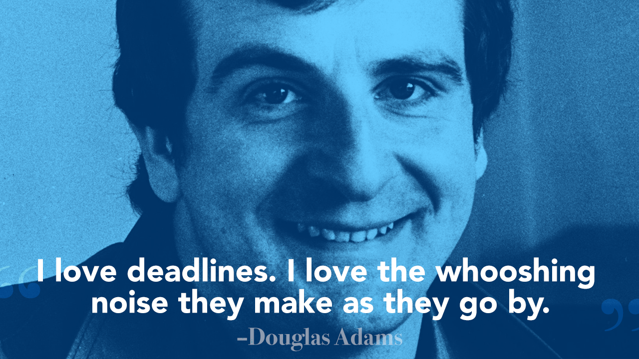 Douglas Adams Quotes Quotesgram
