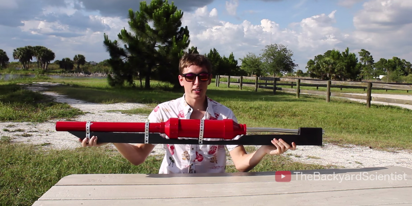 Build A Diy Propane Powered Golf Ball Cannon