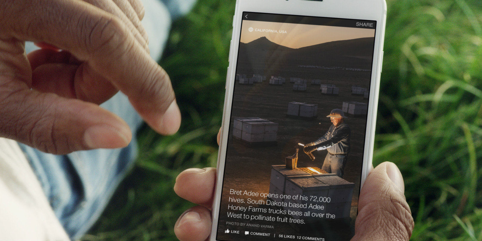 Facebook launches Instant Articles for iPhone: Native content from BuzzFeed, the BBC and more