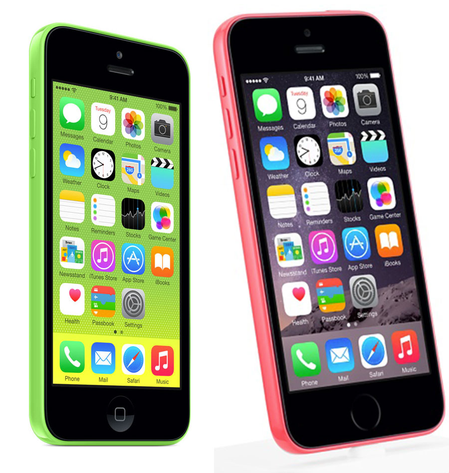 How to get touch id on iphone 5c