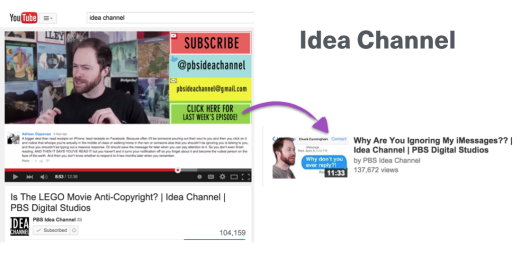 Idea-Channel-Example