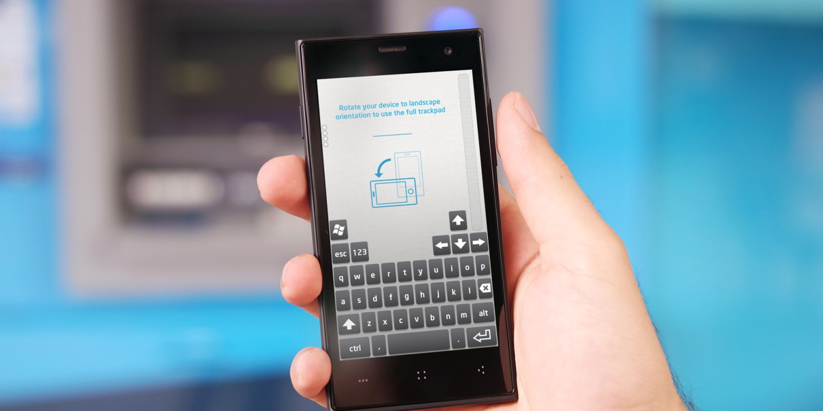 Phone How To Control Your Pc With Your Android Phone intel remote keyboard for android lets you control your pc from afar