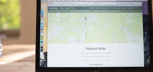 Natural Atlas header