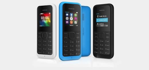 Nokia 105 header