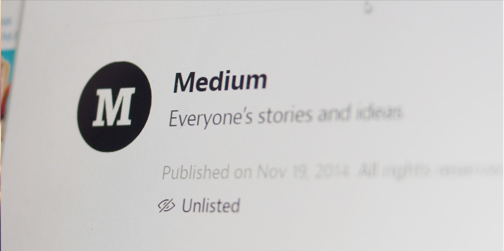 Medium introduces Letters, a new delivery method for blog posts