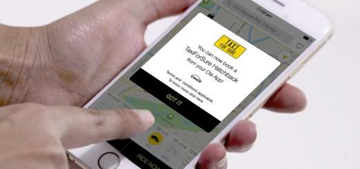 TFS integrated on Ola app
