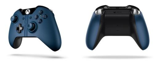The custom Xbox One controller