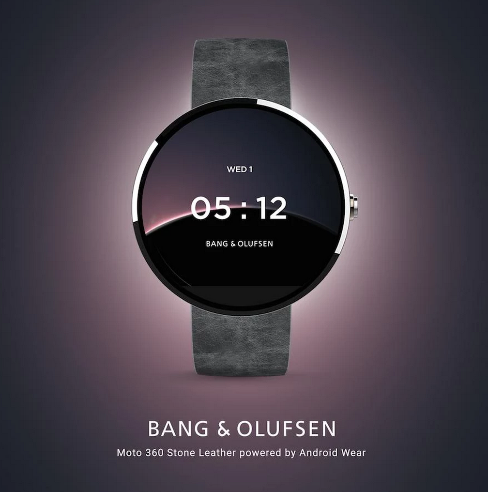 bang olufsen android wear
