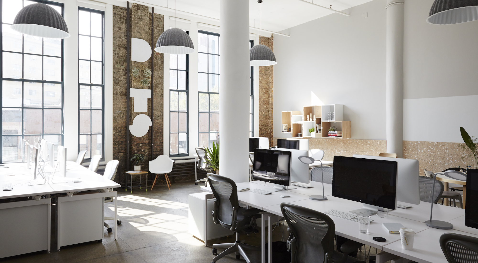 Why new york city is two dots 39 secret design weapon for Office design nyc
