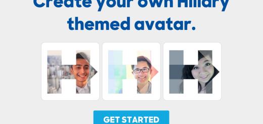 hillary avatar maker