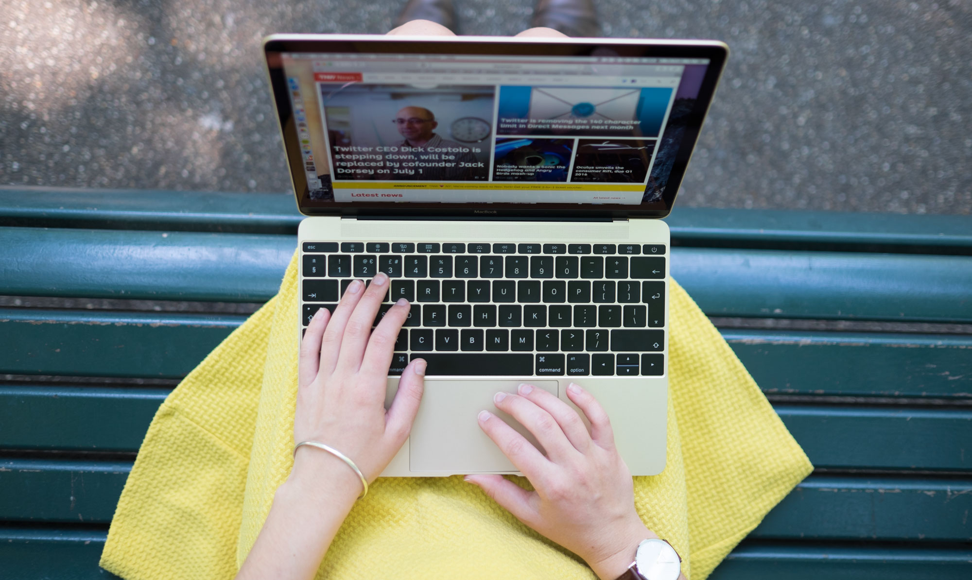 MacBook keys