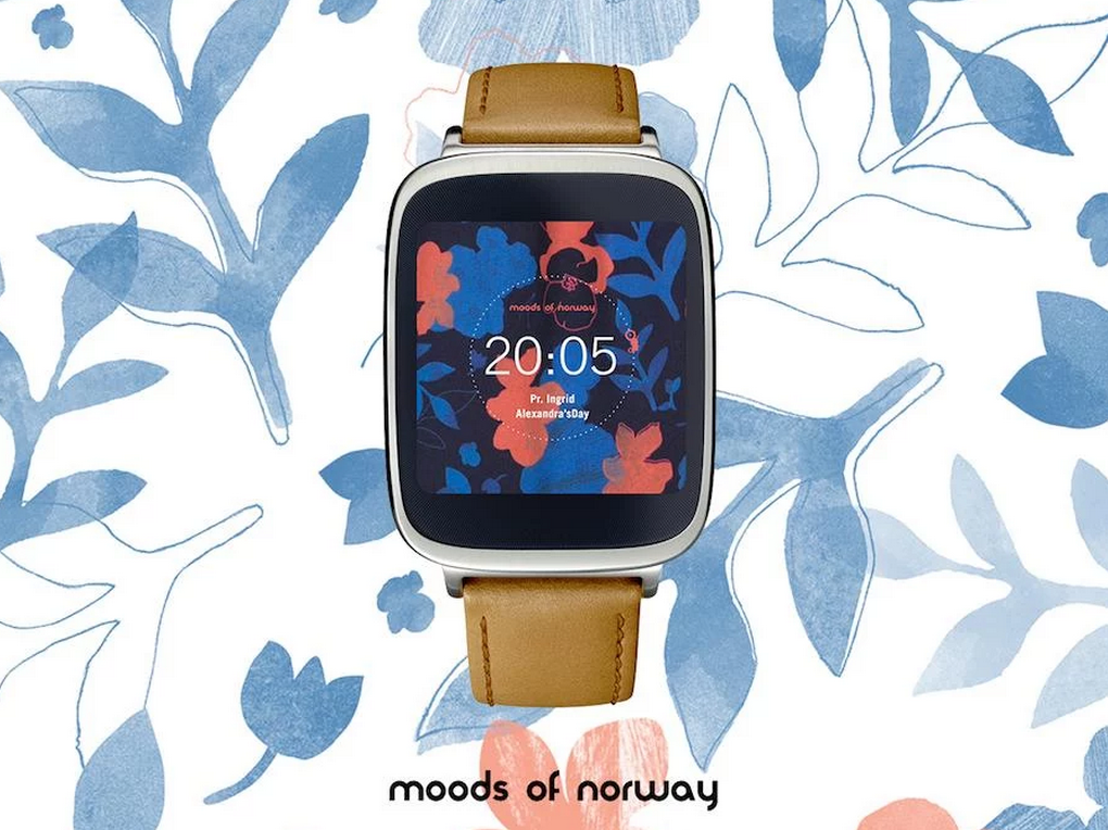 moods of norway android wear