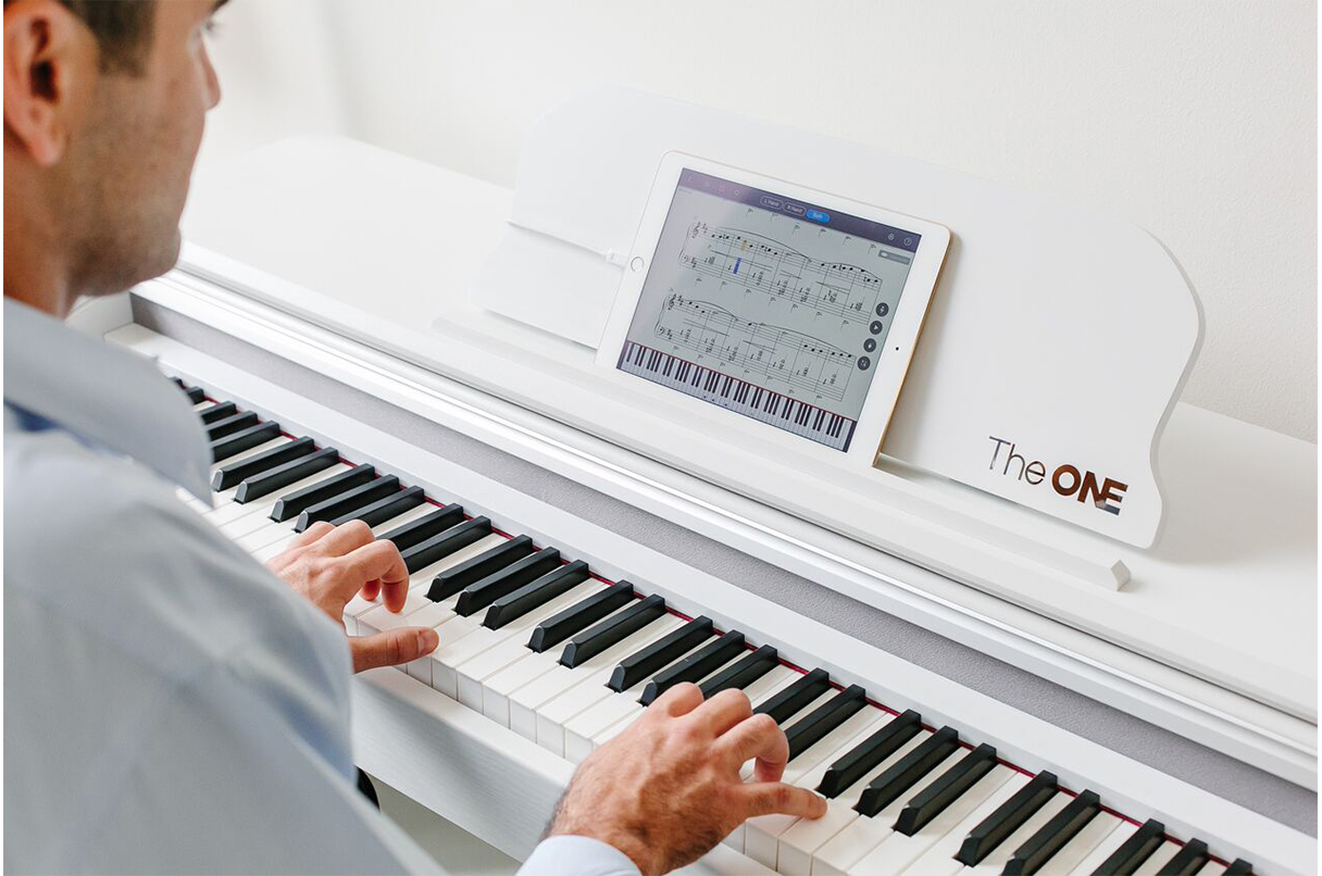 The One Smart Piano : the one smart piano could make learning to play much more fun ~ Russianpoet.info Haus und Dekorationen