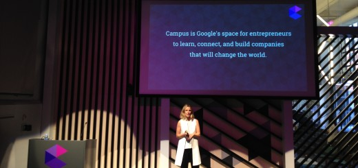 sofia benjumea google campus madrid