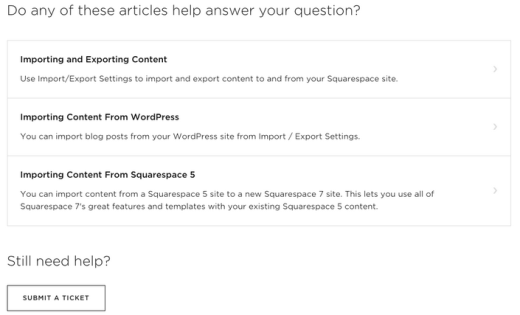 squarespace-knowledgebase