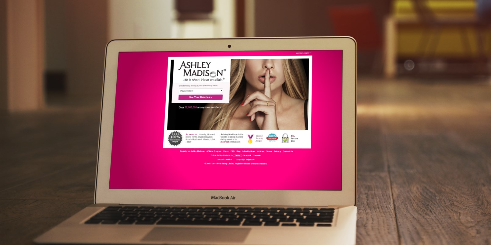 how to get credits on ashley madison