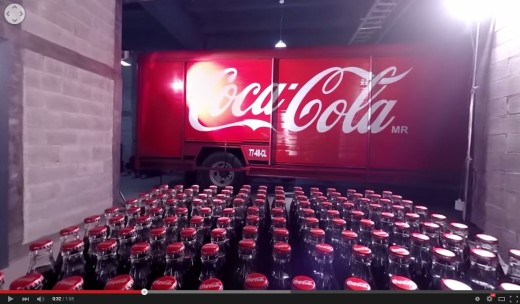 Coca Cola YouTube 360