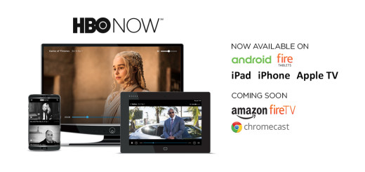 HBO Now can stream to Chromecast starting today