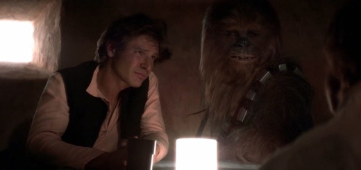 Hans Solo Chewbacca Young