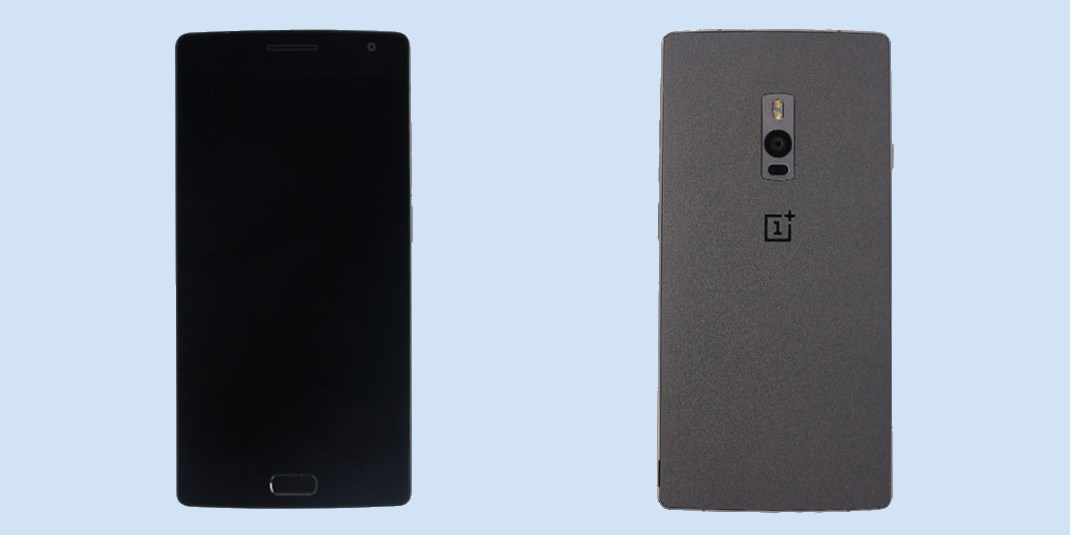 This is what the OnePlus 2 looks like