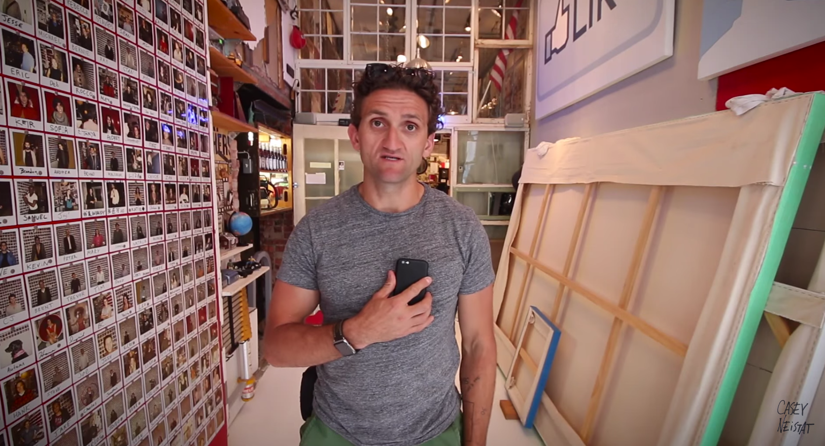 Casey Neistat's social iPhone app tries to stop you being fake on social media