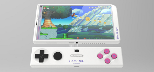 Nintendo's dream handheld console = Game Boy + Google's Project Ara