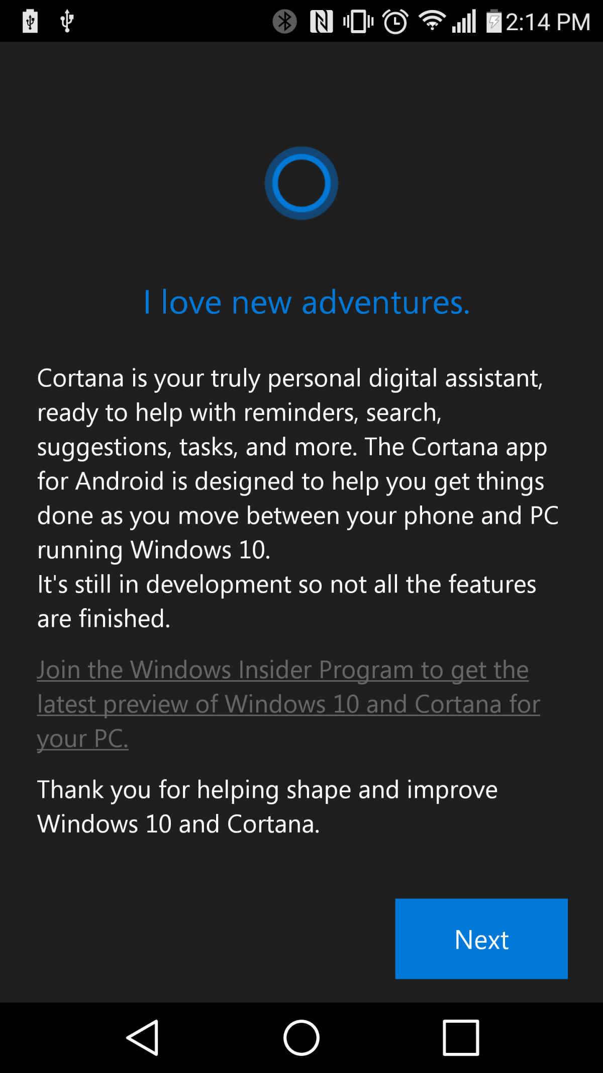 How to Download and Install Cortana on Your Android Device