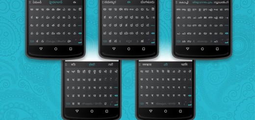 SwiftKey Indian languages