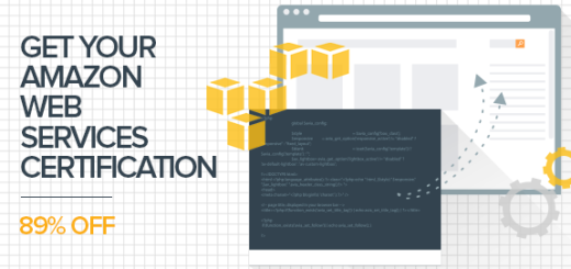 Configure your perfect AWS setup with the Amazon Web Services Engineer Bootcamp Bundle