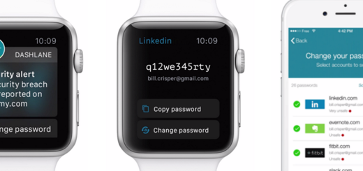 Dashlane brings its one-touch password changer to iPhone and Apple Watch