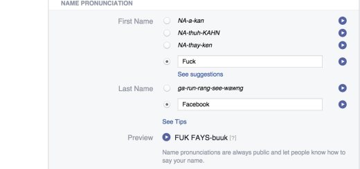 fuck fb name