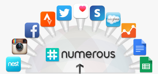 Numerous: This clever app tracks the numbers that matter to you – and helps you act on them